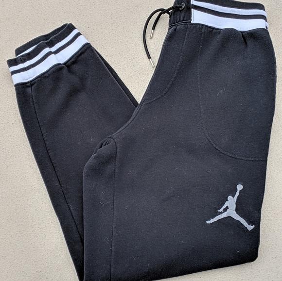 527682abc0ad Jordan Other - Nike Air Jordan Jumpman Joggers Men s Medium Black
